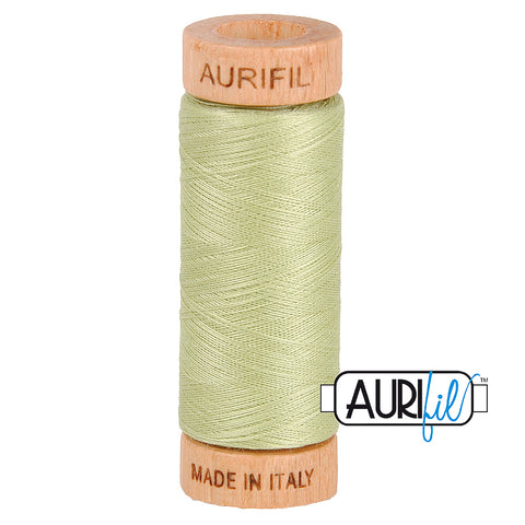 Aurifil Cotton 80wt #2886 Light Avocado