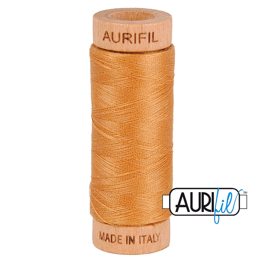 Aurifil Cotton 80wt #2930 Golden Toast