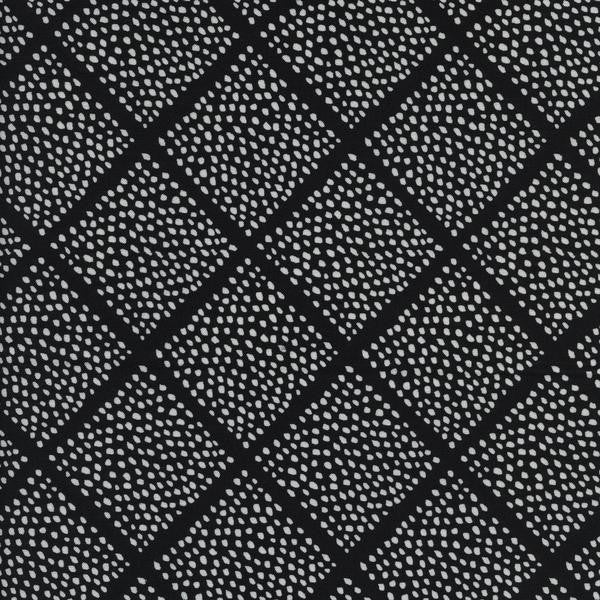 Black and White Collection 2016 by Cotton + Steel Lattice Dots