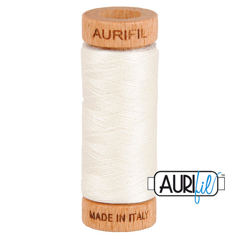 Aurifil Cotton 80wt #6722 Sea Biscuit