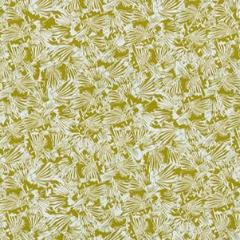 Gleaned by Carolyn Friedlander Lizard Border Seafoam