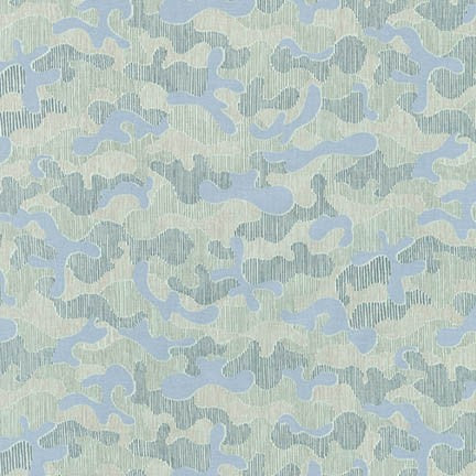 Gleaned by Carolyn Friedlander Camo in Desert Green