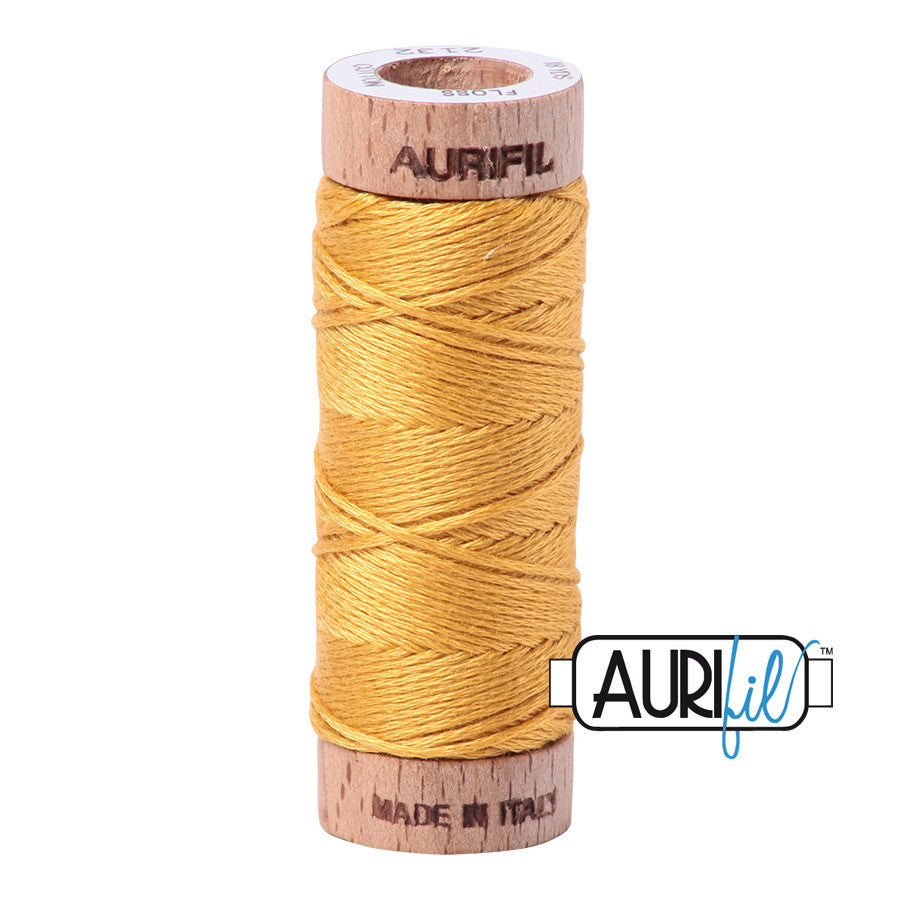 Aurifloss #2132 Tarnished Gold