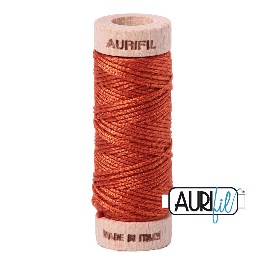 Aurifloss #2240 Rusty Orange