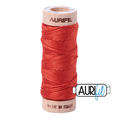 Aurifloss #2245 Red Orange