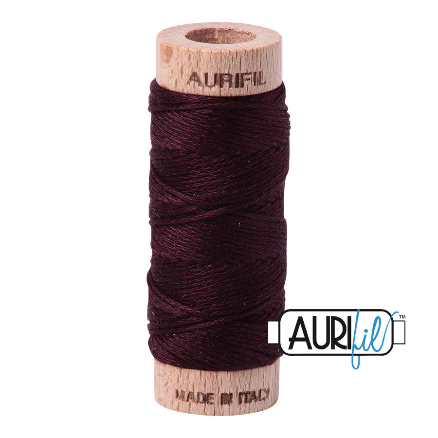 Aurifloss #2465 Very Dark Brown