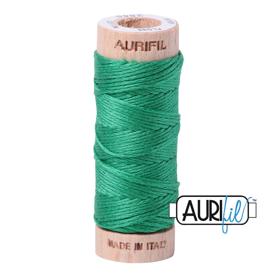 Aurifloss #2865 Emerald