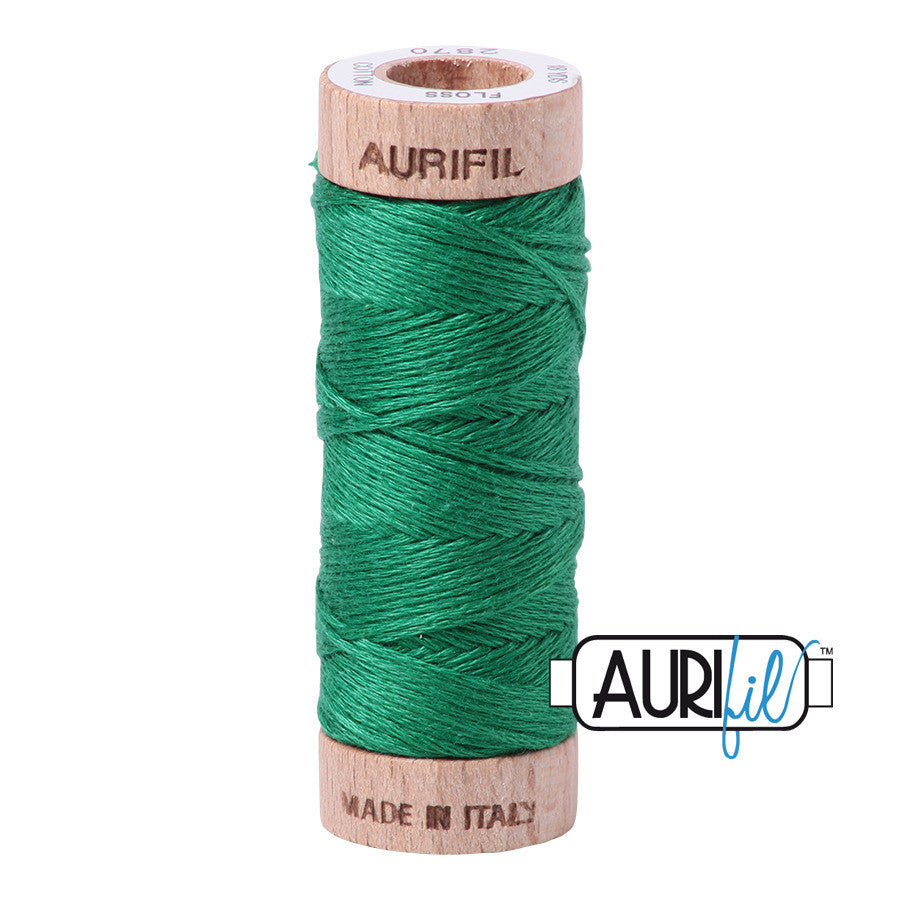 Aurifloss #2870 Green