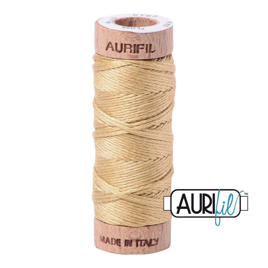 Aurifloss #2915 Very Light Brass