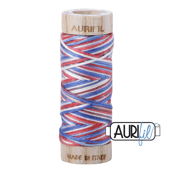 Aurifloss #3852 Liberty Varigated
