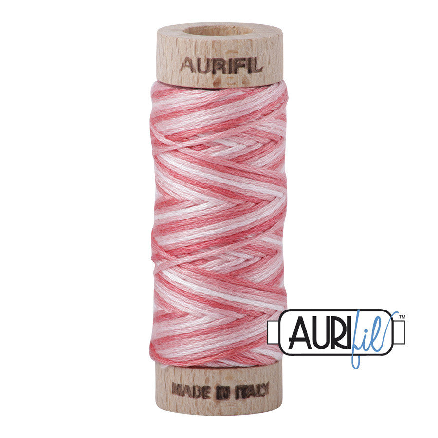 Aurifloss #4250 Flamingo Varigated