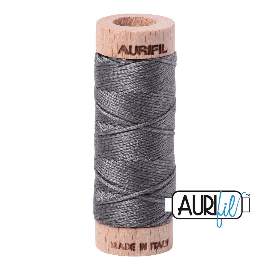 Aurifloss #5004 Grey Smoke