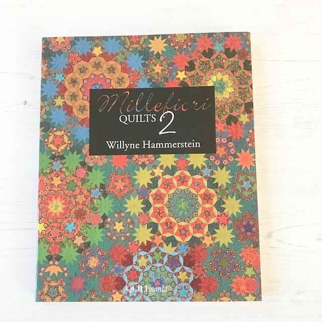 Millefiori Quilts 2 by Willyne Hammerstein