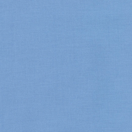 Kona Cotton Solids by Robert Kaufman in Candy Blue