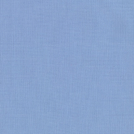 Kona Cotton Solids by Robert Kaufman in Dresden Blue