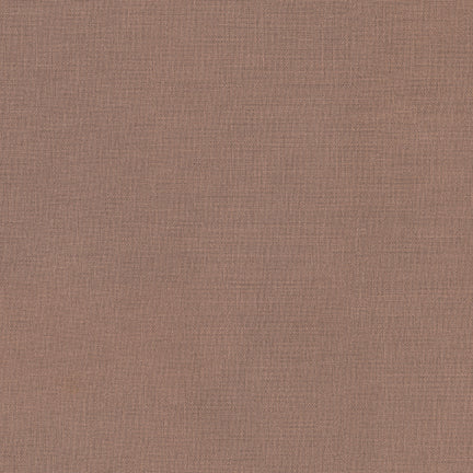 Kona Cotton Solids by Robert Kaufman in Taupe
