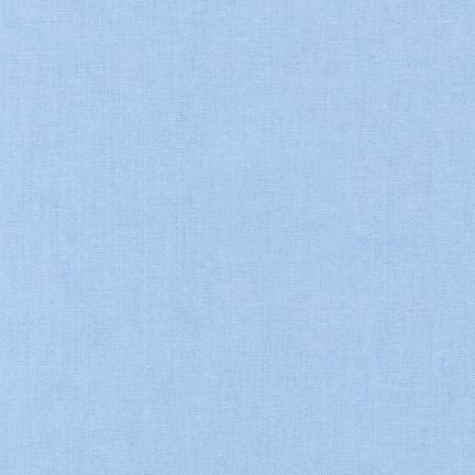 Kona Cotton Solids by Robert Kaufman in Blueberry