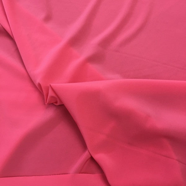 Peachskin Fabric in Pink