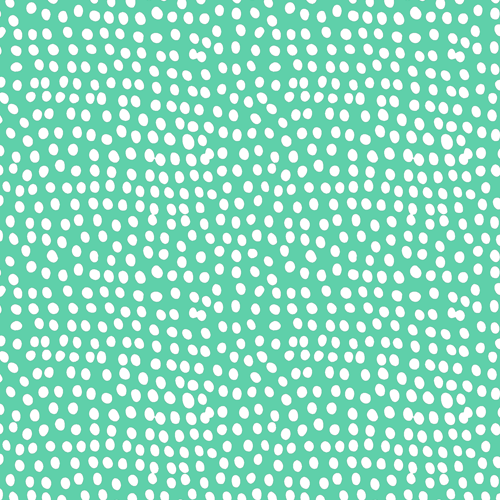Flurry by Dashwood Studios in Aqua