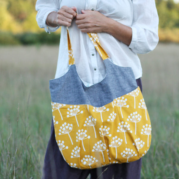 Noodlehead Patterns Go Anywhere Bag