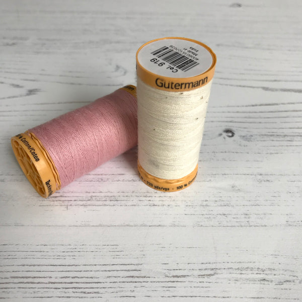 Tacking/Basting Thread by Gutermann