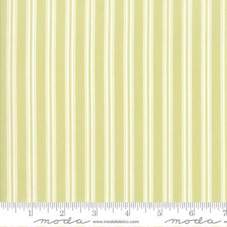 Darling Little Dickens by Lydia Nelson Ticking Stripe in Spring