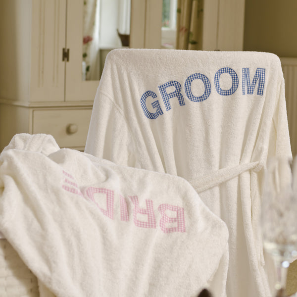 Adult Personalised Bath Robe