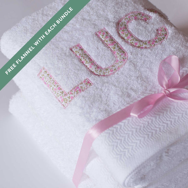 Bath Sheet Towel Bundle