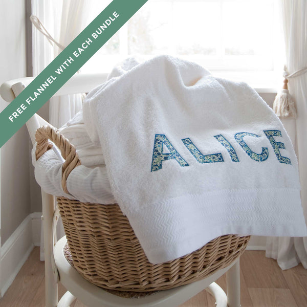 Bath Towel Bundle
