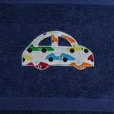 Appliqué Car Towels