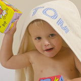 Organic Hooded Baby Towel