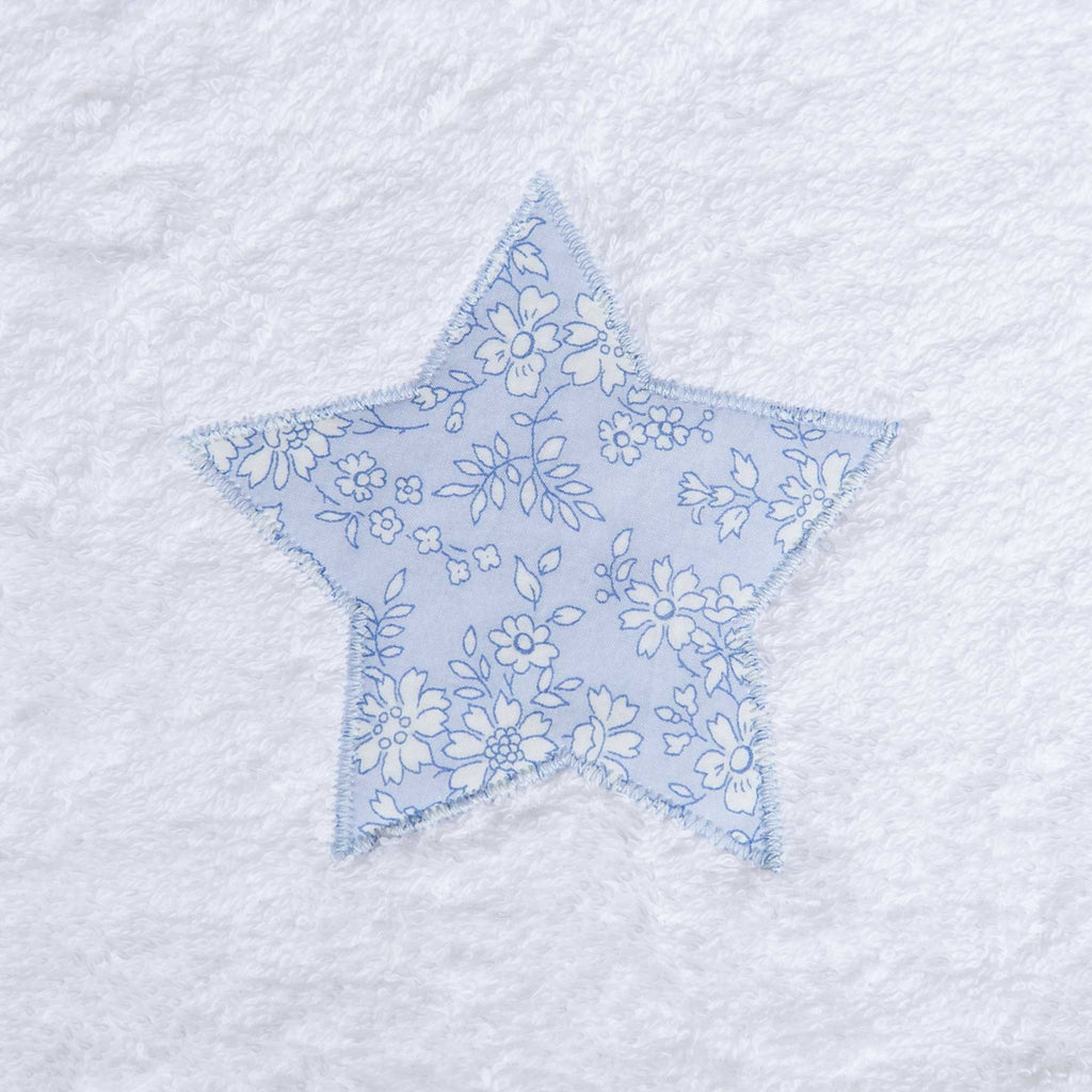 Appliqué Star Towels