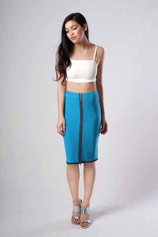 3-Way Convertible Pencil Skirt