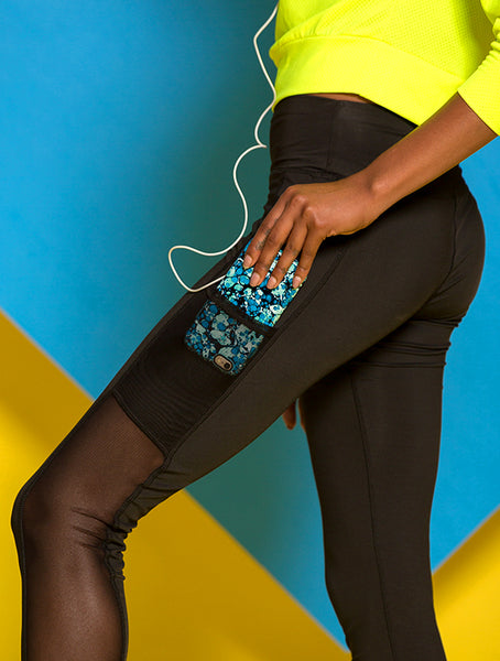 Quick-dry Yoga Legging with Pocket