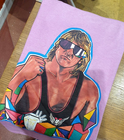 Owen Hart T-SHIRT