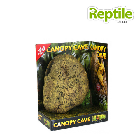 Exo Terra Canopy Cave  sc 1 st  Reptile Direct & Exo Terra Canopy Cave u2013 Reptile Direct
