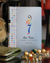 Load image into Gallery viewer, The Nine: A Pregnancy Countdown Journal by Kelly Sopp