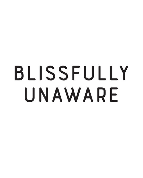 Blissfully Unaware Snapsuit™ (3-pack)