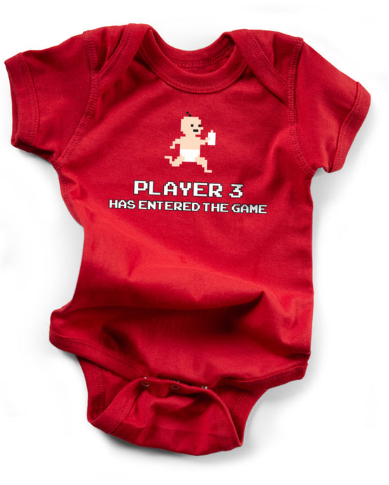 Player 3 Snapsuit™ (3-pack)