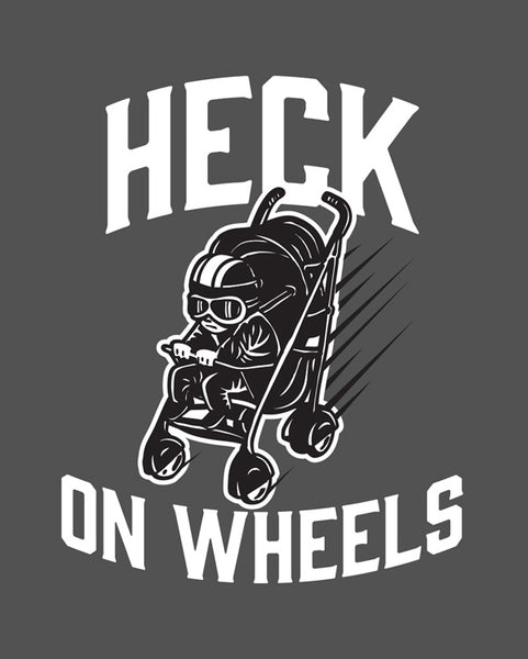 Heck on Wheels Snapsuit™ (3-pack)