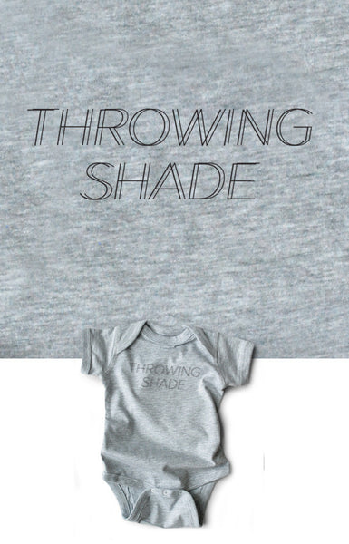 Throwing Shade Snapsuit™ (3-pack)