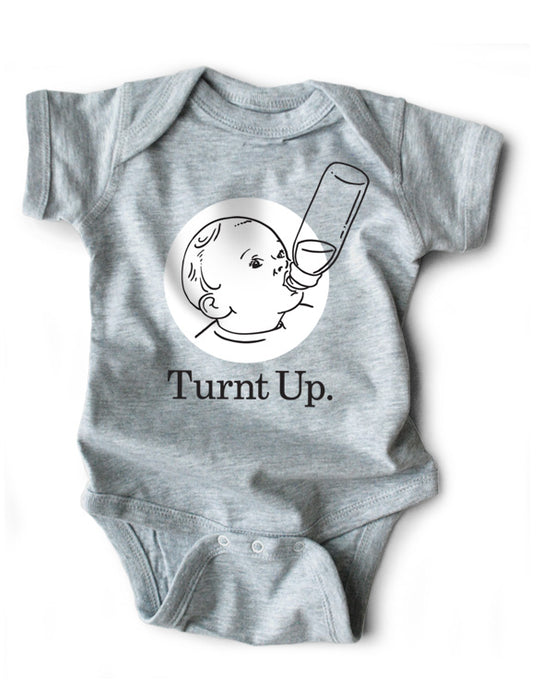 Turnt Up Snapsuit™ (3-pack)