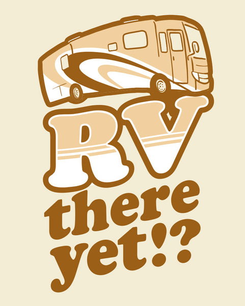 RV There Yet!? Snapsuit (3-Pack)