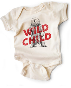 Wild Child Snapsuit™ (3-pack)