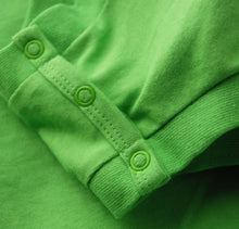 Load image into Gallery viewer, Green Onesie Quality Stitch
