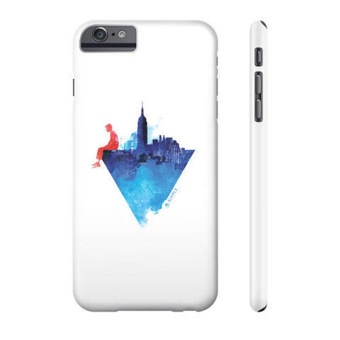 City Limits Phone Case Slim iPhone 6 Plus - Ripple Design