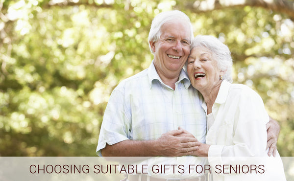Gifts for the seniors: choosing suitable gifts