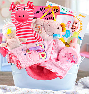 Baby Shower Gift Baskets Collections for Boys and Girls at Oxemize.com