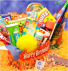 Birthday Gift Baskets Collection at Oxemize.com