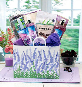 Body & Beauty Gift Baskets Collection at Oxemize.com